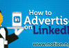How to Promote ads on LinkedIn