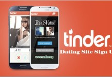 Tinder Dating site