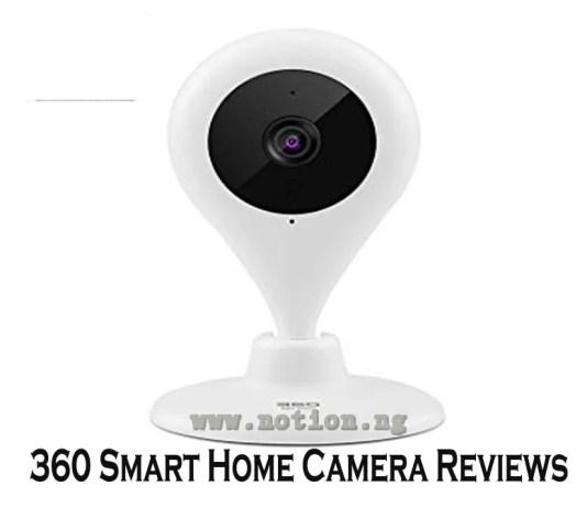 360 Smart Home Camera Reviews