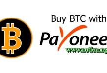 Buy Bitcoins with Payoneer
