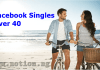 Facebook Over 40 Singles Group Uk