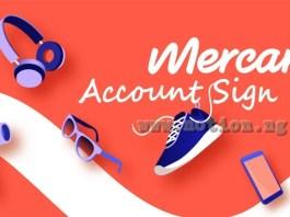 Mercari Account Sign Up