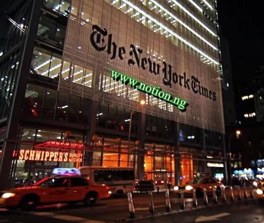 NYTimes News