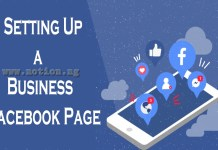 Setting Up A Business Facebook Page