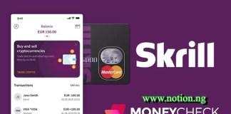 Skrill to Bank Account