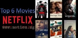 Top Netflix Movies