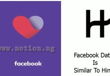Dating Is Similar To Hinge On Facebook