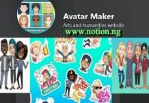Facebook My Avatar Maker