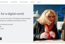 Get New Skills For A Digital World With Google