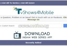 Tvshows4mobile Download
