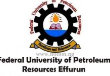 List of Accredited Courses In FUPRE