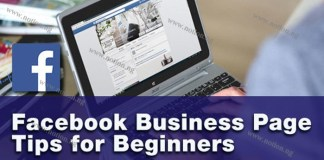 Facebook Business Page Tips For Beginners