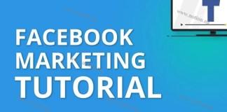 Facebook Online Marketing Tutorial