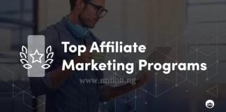 Affiliate Marketing Program Website