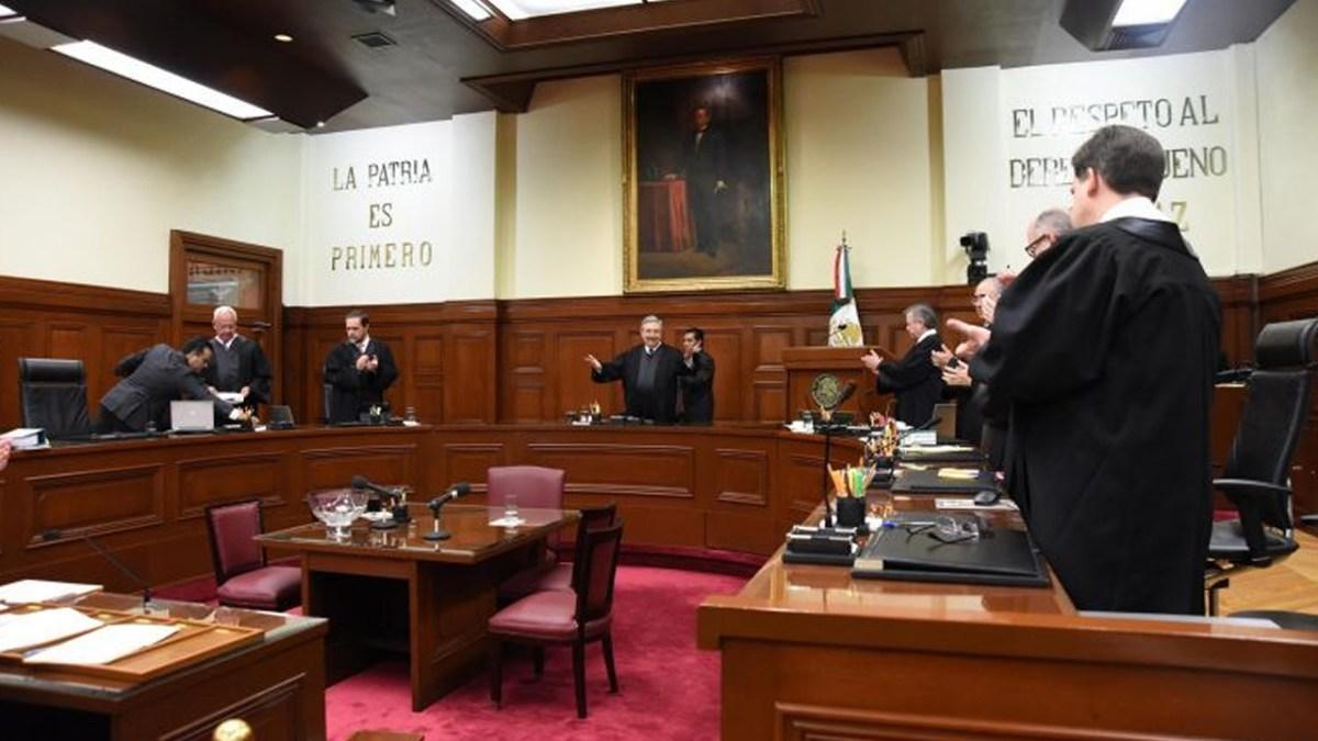 Reducción de sueldo a magistrados divide a los legisladores de Morena
