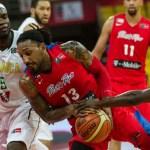 Puerto Rico sufre para derrotar a Jamaica; finaliza primero en su grupo