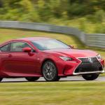 Lexus Presenta Dos Nuevos Modelos, NX 200T y RC 350F Sport