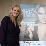 Mayca Teba se Presenta Por Primera Vez en Puerto Rico