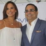 Gilberto Santa Rosa y Alexandra Malagón en Campaña de AbbVie Para Condiciones de Tiroide