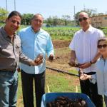 Municipio de Arecibo en alianza por la agricultura