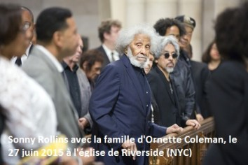 SonnyRollins at ornette fun