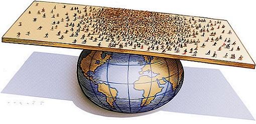 LA POPULATION MONDIALE VIEILLIE (TROP) VITE!