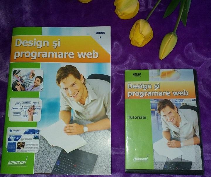 Curs de Design și Programare Web de la Eurocor – Modulul 1