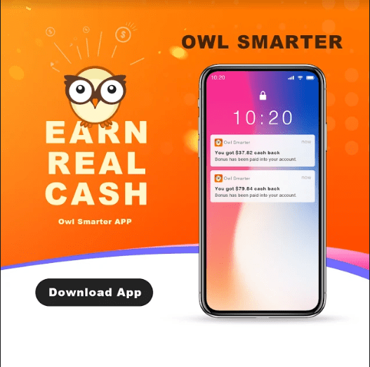 cash back rewards app