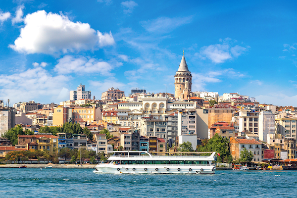 Un city break romantic la Istanbul