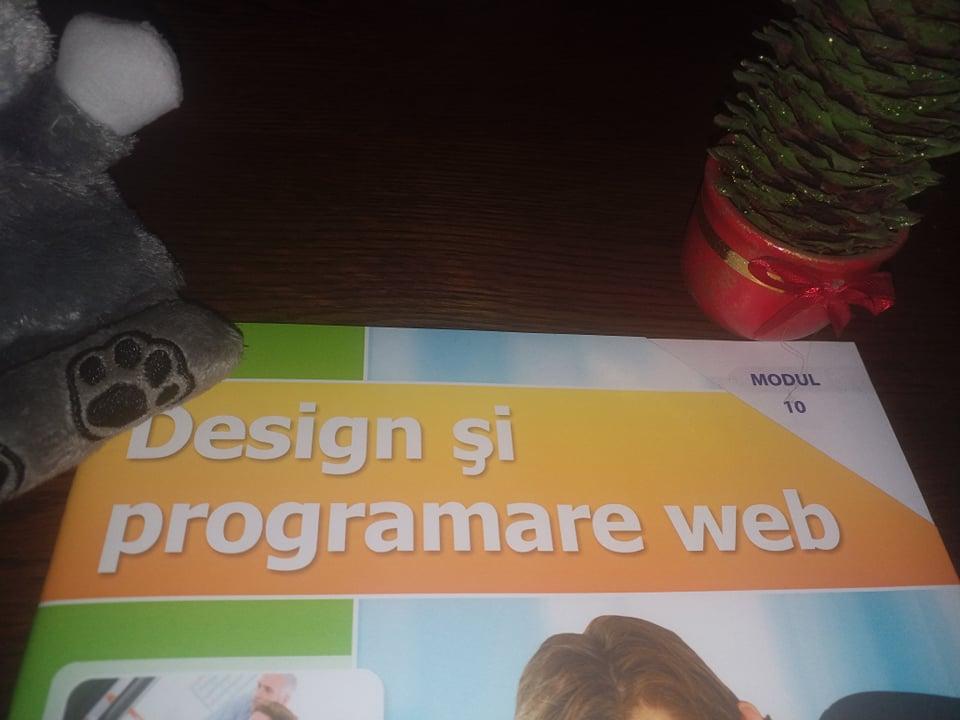 CURS DE DESIGN ȘI PROGRAMARE WEB DE LA EUROCOR – MODULUL 10