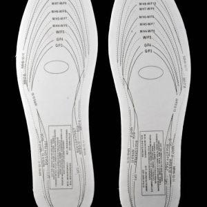 Vložky do bot s paměťovou pěnou