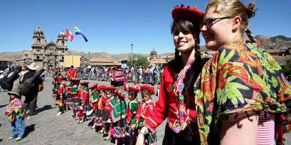 Cusco recibió más de 300 mil turistas por fiestas de fin de año