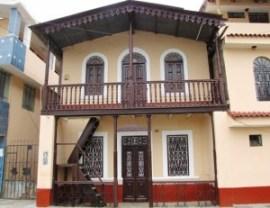 Casas republicanas de Callahuanca