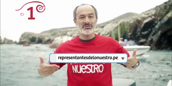 """MINCETUR y PROMPERÚ presentan nueva campaña nacional de Marca Perú """"Representantes de lo Nuestro"""""""