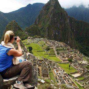 Crece llegada de turistas a ciudadela inca de Machu Picchu