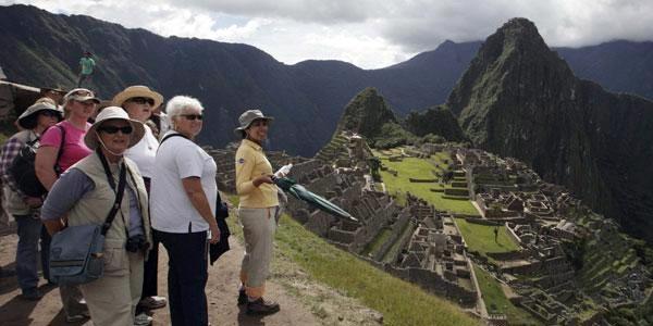 Machu Picchu registra lleno total de turistas desde julio