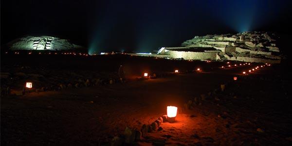 Caral podrá ser visitada en su aniversario por turistas nacionales y extranjeros