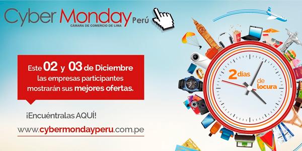 Ofertas de vuelos en el Cyber Monday Perú