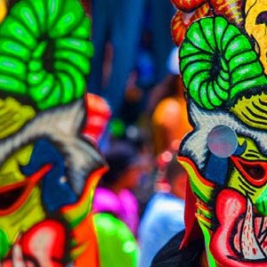 Carnaval de Cajamarca en Lima