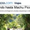 La Vanguardia: Mochileando hasta Machu Picchu