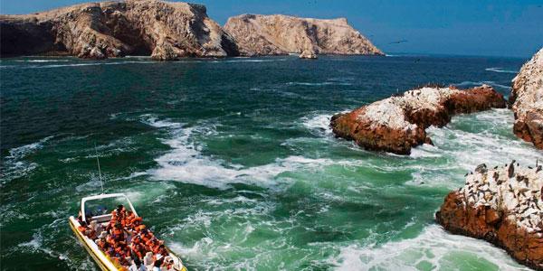 Islas Ballestas, Paracas y Machu Picchu son los preferidos de turistas