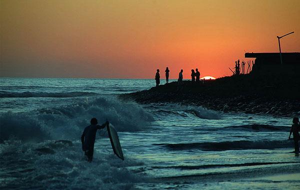 Turismo por las mejores playas de El Salvador