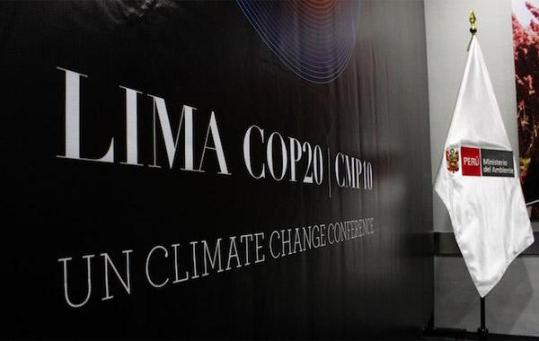 Conversatorio sobre Turismo y COP20