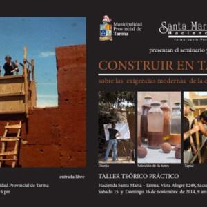 Seminario Construir en Tapial Hoy