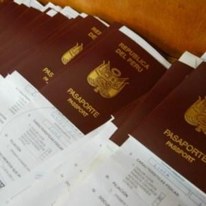 Migraciones advierte que para viajar al exterior este fin de mes se deberá tramitar con anticipación el pasaporte