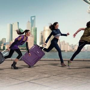 Saxoline presenta en Perú sus nuevas maletas Wellington y Greenwich