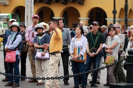 Mincetur: Perú recibirá 200,000 turistas chinos por año