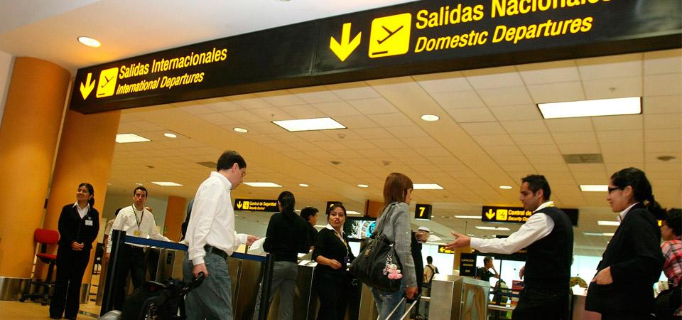 LAP amplía el servicio de Wi-Fi gratuito a 30 minutos en el Aeropuerto Internacional Jorge Chávez