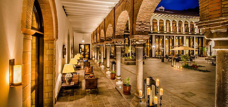JW Marriott El Convento Cusco figura entre los mejores hoteles de América Latina