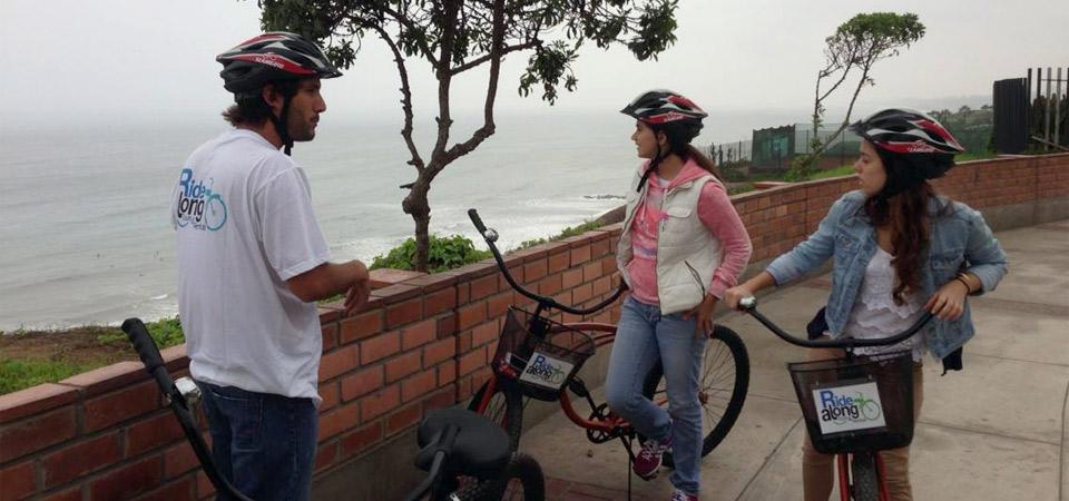Planes para recorrer Lima en bicicleta